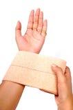 Heat bandage Royalty Free Stock Photography