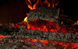 Heat, Campfire, Geological Phenomenon, Fire Stock Image