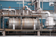 Free Heat Exchanger Royalty Free Stock Images - 9692409