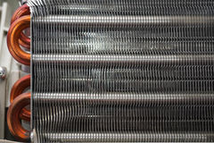 Heat Exchanger Royalty Free Stock Image
