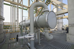 Heat exchanger Stock Photos