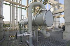 Heat exchanger Stock Photos