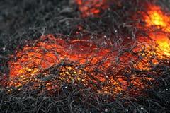 Heat of fire Stock Photos