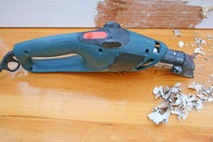 Heat gun. Royalty Free Stock Images
