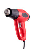 Heat gun isolated on white background Royalty Free Stock Photo