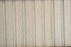 Heat insulation. A Heat insulation material on wall Stock Images