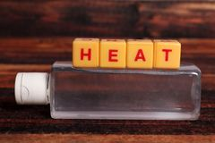 heat image libre de droits
