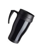 Heat protection-thermos coffee cup Stock Photography