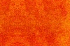 Heat red ground texture. After eruption volcano Stock Photo