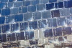 Heat resistant tiles on outside Stock Photos