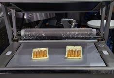 Free Heat Sealing Vacuum Machine Stock Photo - 140661300