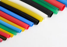 Heat Shrink Tubing Stock Photography