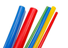 Heat Shrink Tubing Royalty Free Stock Photo