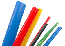 Heat Shrink Tubing Royalty Free Stock Photography