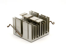 Heat Sink Royalty Free Stock Photo