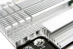 Heat Sink Royalty Free Stock Images