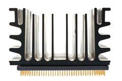 Heat sink Royalty Free Stock Photos