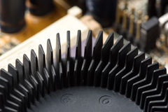 heat sink Stock Photo