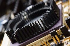 heat sink Stock Photos