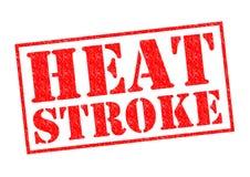HEAT STROKE Royalty Free Stock Image