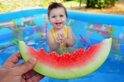 Heat Wave royalty free stock photography