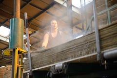 Heated sheets Stock Photos