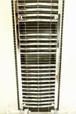 Heated Towel Rail Royalty Free Stock Images