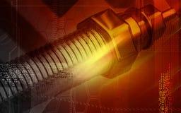 Heater plug Royalty Free Stock Photo