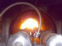 Heater-Treater Stock Photo
