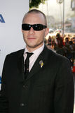 Heath Ledger royaltyfri foto