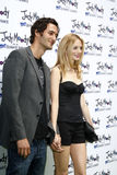 Heather Graham, Jason Silva Royalty Free Stock Image