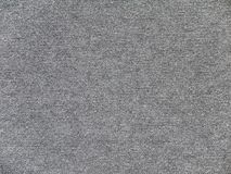 Heather gray knitwear fabric underside texture. Heather gray cotton and viscose mix sweater knitted fabric underside texture Stock Images