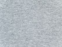 Heather gray t-shirt fabric texture Royalty Free Stock Photo