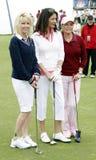 Heather Locklear, Catherine Zeta-Jones and Cheryl Ladd Stock Photography