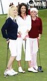 Heather Locklear, Catherine Zeta-Jones and Cheryl Ladd Royalty Free Stock Photos