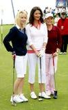 Heather Locklear, Catherine Zeta-Jones et Cheryl Ladd image stock