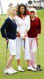 Heather Locklear, Catherine Zeta-Jones et Cheryl Ladd photo libre de droits