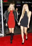 Heather Locklear et Ava Sambora Image stock