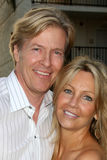 Heather Locklear,Jack Wagner Stock Photography