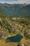 Heather Meadows, Mt , Washington fotografie stock