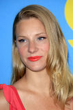 Heather Morris arrives at the Glee TV Academy Screening and Panel. LOS ANGELES - MAY 1: Heather Morris arrives at the Glee TV Academy Screening and Panel at TV royalty free stock images