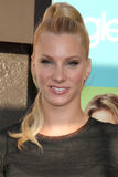 """Heather Morris,Henry Fonda. LOS ANGELES - JUL 27:  Heather Morris arrives at Fox's """"Glee"""" Academy: An Evening of Music With the Cast of Glee at The Music Box & Royalty Free Stock Photography"""