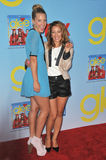Heather Morris,Vanessa Lengies Stock Photo