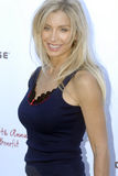 Heather Thomas on the red carpet. Heather Thomas on the red carpet in West Hollywood in March 2007 Royalty Free Stock Image