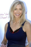 Heather Thomas on the red carpet. Heather Thomas on the red carpet in West Hollywood in March 2007 Stock Photography