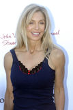 Heather Thomas on the red carpet. Heather Thomas on the red carpet in West Hollywood in March 2007 Royalty Free Stock Images