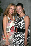 Heather Tom,Ashley Jones Stock Images