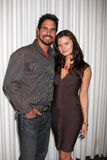 Heather Tom,Don Diamont Stock Photo