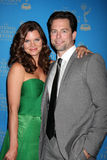 Heather Tom, Michael Muhney Stock Photography