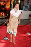 Heather Tom. At the Premiere of 'The Mummy Tomb of the Dragon Emperor'. Gibson Amphitheatre, Universal City, CA. 07-27-08 Royalty Free Stock Image